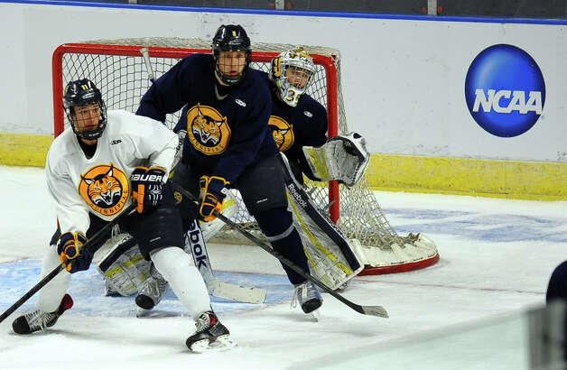 NCAA hockey: Quinnipiac vs. Providence game day ...