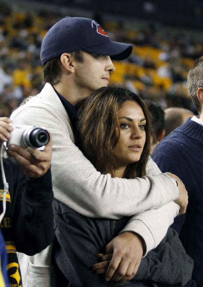 Actors Mila Kunis and finance Ashton Kutcher  are reportedly expecting their first child. The private couple is also rumored to be engaged.   It looks like the maybe-parents-to-be will be in good company. Take a look at the celebrities who are pregnant right now. Photo: Justin K. Aller, Getty Images