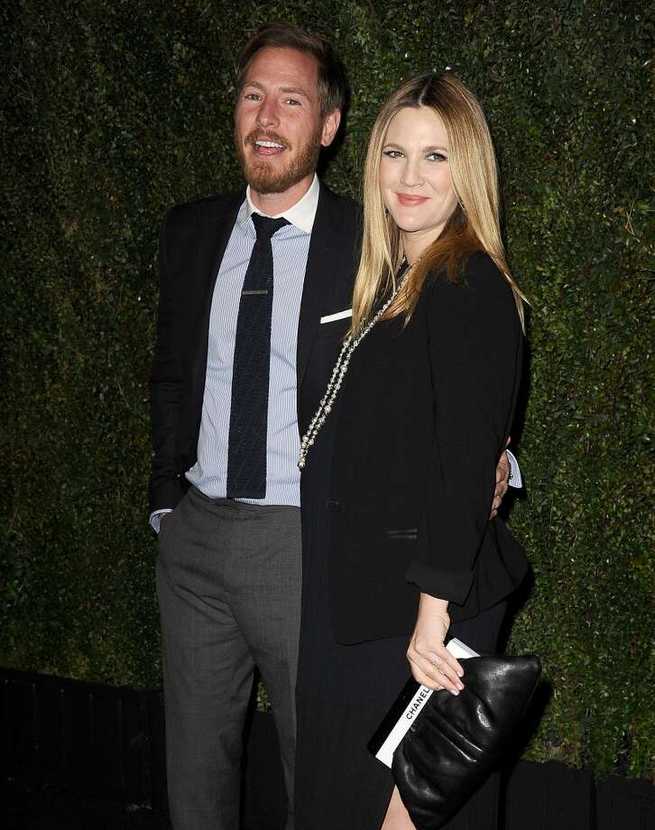 Actress Drew Barrymore is expecting her second child with husband Will Kopelman. Photo: Jason LaVeris, FilmMagic