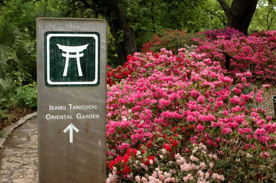 "The Zilker Botanical Garden in Austin has been called ""the jewel in the heart of Austin."" Photo: By Victor Ovalle, Zilker Gardens"