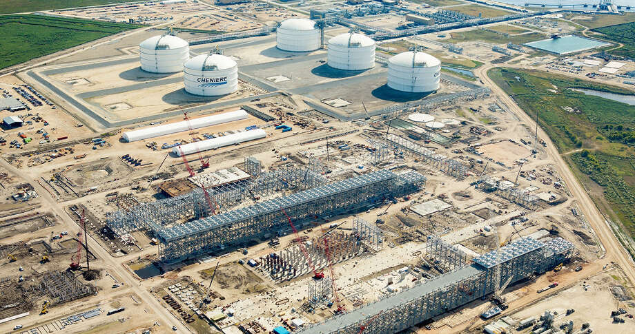 Cheniere Energy Partners, building a natural gas liquefaction and export terminal in Louisiana, is one of many U.S. businesses eyeing the foreign market. Lawmakers urge abandonment of a plan for processing applications to broadly export natural gas. Photo: Cheniere Energy Partners