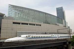 Texas Central Railway's proposed bullet train would connect DFW and Houston in about 90 minutes.