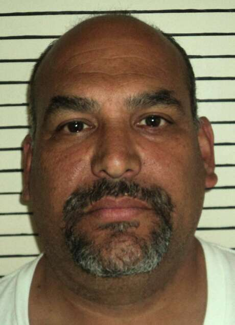 David A. Martinez, 47, starts a 180-day jail sentence for tampering with a government document. / COURTESY OF COMAL COUNTY SHERIFF