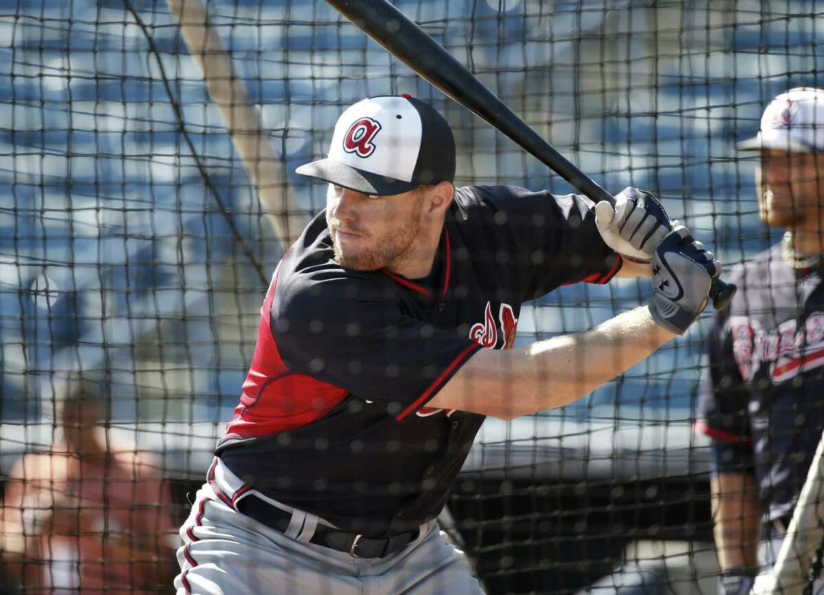 Freddie Freeman, who hit .319 with 23 homers last season, was rewarded with a $135 million deal during the offseason.