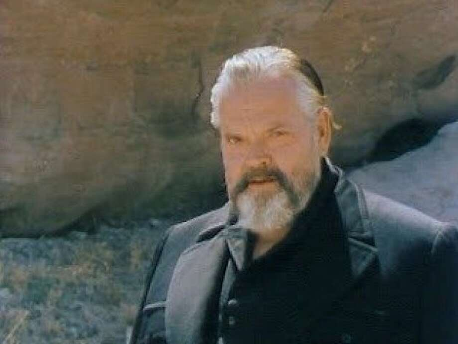 Orson Welles narrates THE LATE GREAT PLANET EARTH, a movie that attempted to interpret THE BOOK OF REVELATION. In 1979.