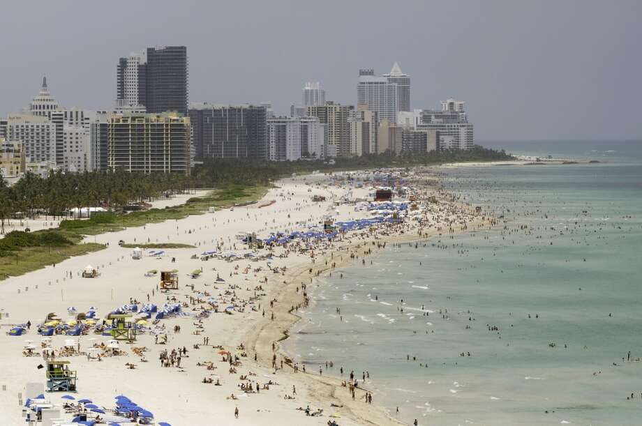3. South Beach, Miami, Fla. Photo: Paul Todd, Getty Images/Gallo Images