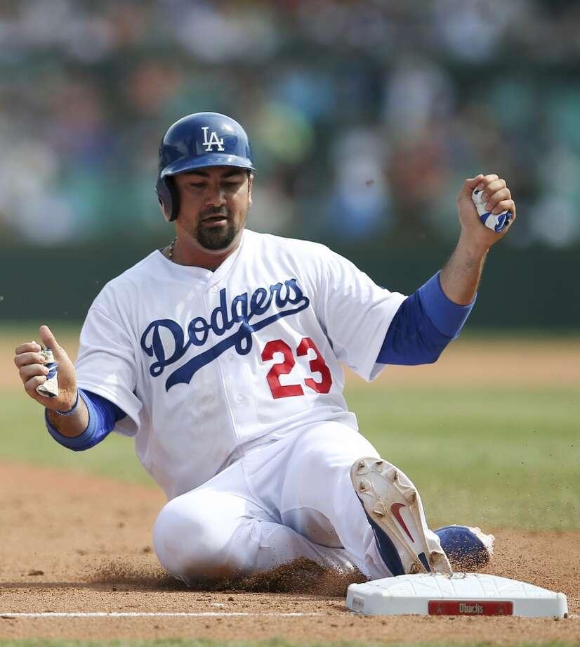 Los Angeles Dodgers  Odds: 13/2 Photo: Rick Rycroft, Associated Press
