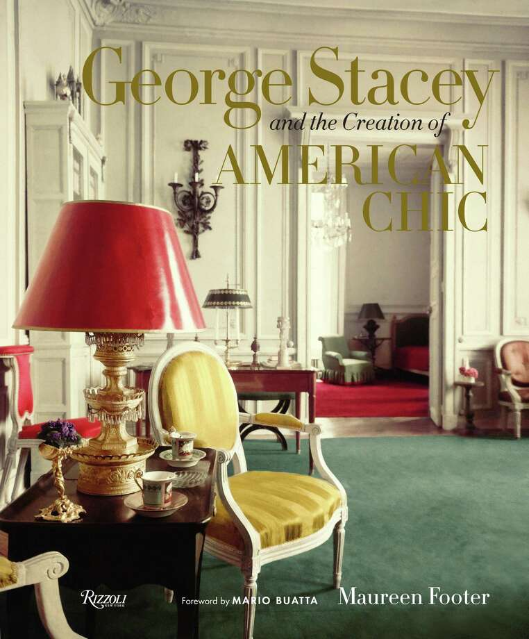 """George Stacey and the Creation of American Chic"" catalogs the life and work of one of the country's most influential interior designers. / ONLINE_YES"
