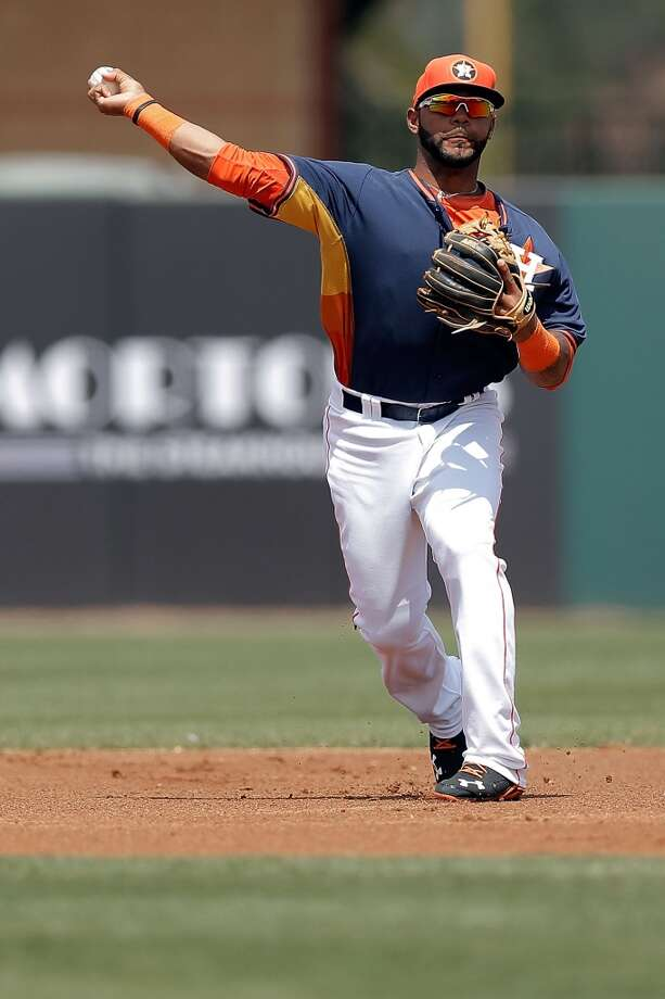 Jonathan Villar Shortstop Photo: Stacy Revere, Getty Images