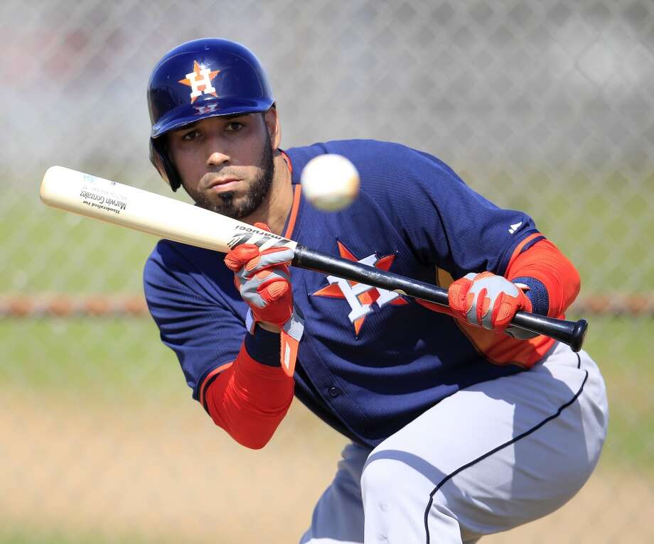 Marwin Gonzalez Shortstop Photo: Karen Warren, Houston Chronicle