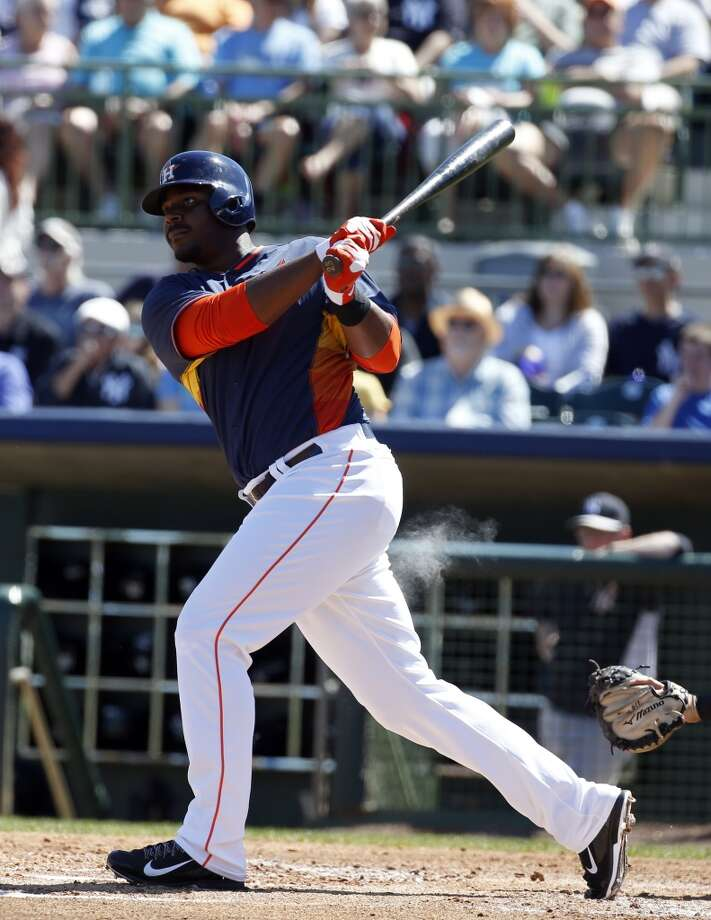 Chris Carter Designated hitter Photo: Alex Brandon, Associated Press