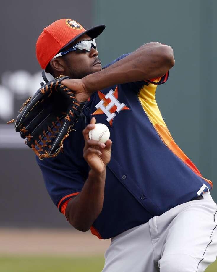 Dexter Fowler Centerfielder Photo: Alex Brandon, Associated Press