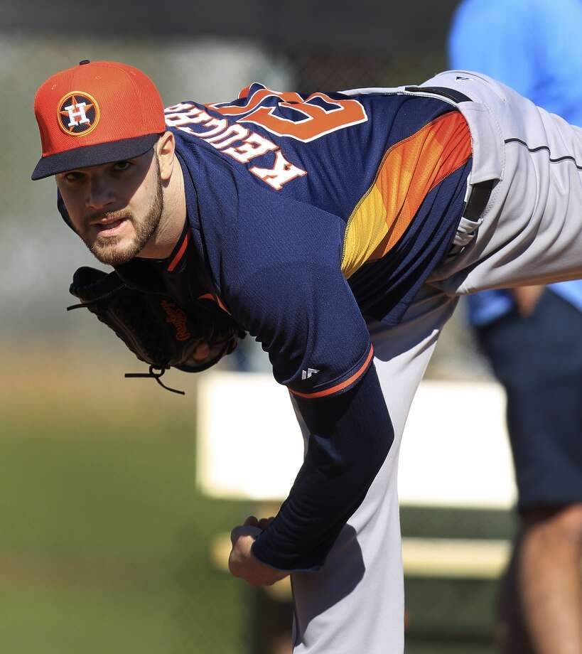 Dallas Keuchel Starting pitcher Photo: Karen Warren, Houston Chronicle