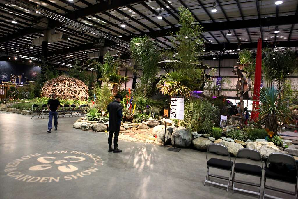 Delightful The San Francisco Flower And Garden Show In San Mateo, Calif. On March 22