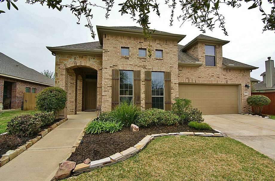 13327 Story Glen: This 2007 home has 5 bedrooms, 3.5 bathrooms, and 3,597 square feet. Listed for $360,000. Open house: 3/30/2014, 1 p.m. to 4 p.m. Photo: Houston Association Of Realtors