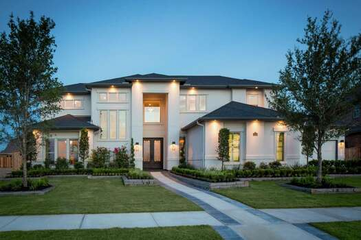 In This Season Of Home Tours Cinco Ranch Showcases Two Estate Home