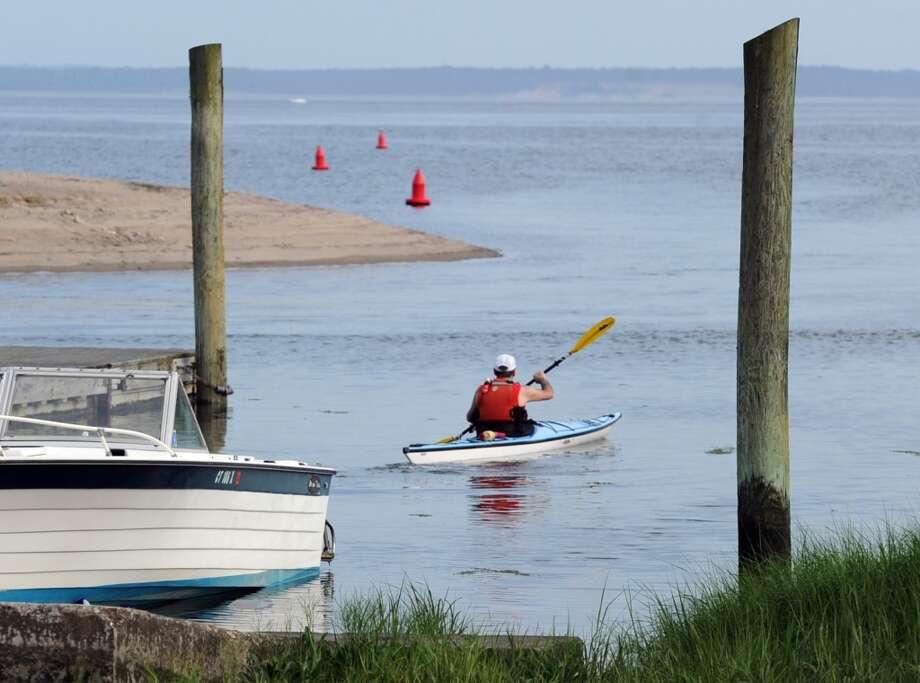 Beaches and parks like Cove Island Park Photo: Bob Luckey