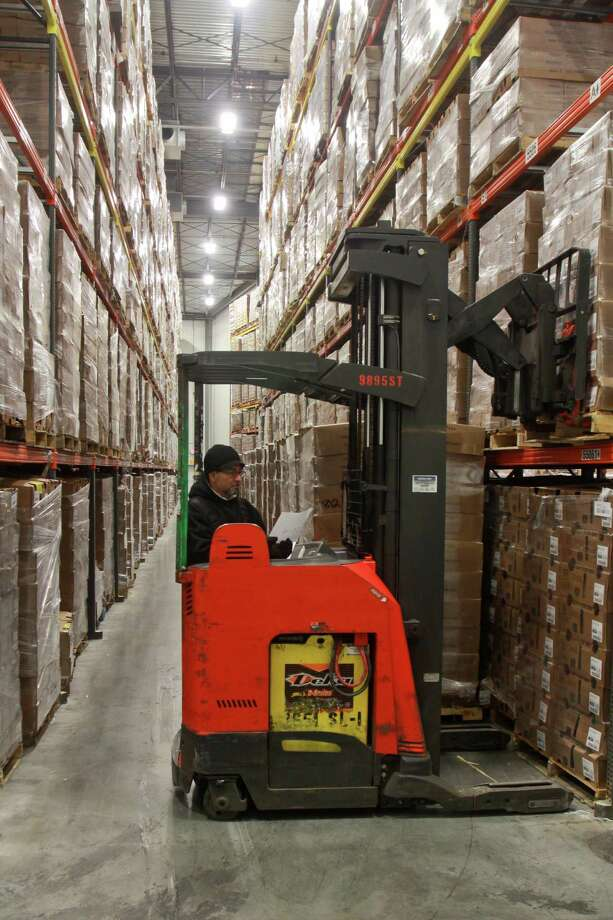 Material moving machine operatorMedian hourly wage: $25.60Projected growth by 2022: 1 percentSource: CareerCast Photo: Gary Fountain, Freelance / Copyright 2013 Gary Fountain