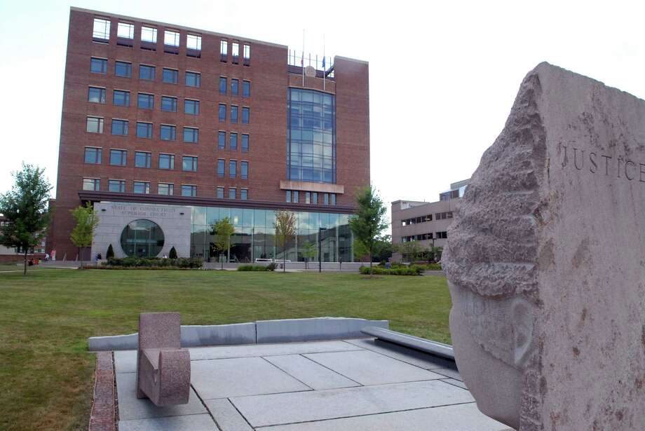 Stamford ( Conn. ) Superior Courthouse on Friday July 15, 2011. Photo: Dru Nadler, ST / Stamford Advocate