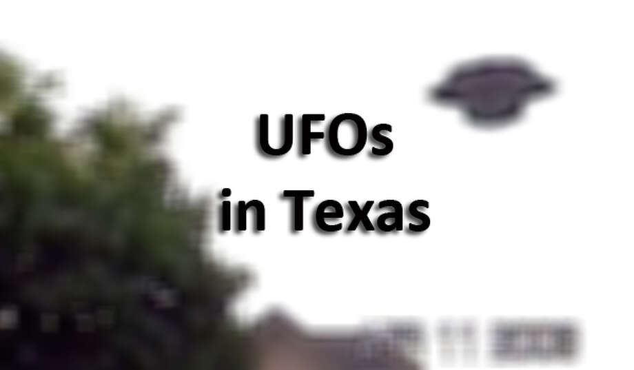Click through the gallery for more UFO sightings in Texas.  / Mauricio Ruiz