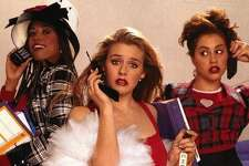 Clueless    The 1995 film starred Alicia Silverstone, Stacey Dash, Brittany Murphy, Paul Rudd and Donald Faison.