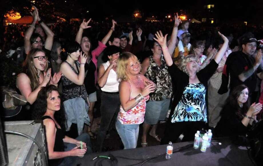 Danbury Summer Concert Series Photo: Lisa Weir / The News-Times Freelance