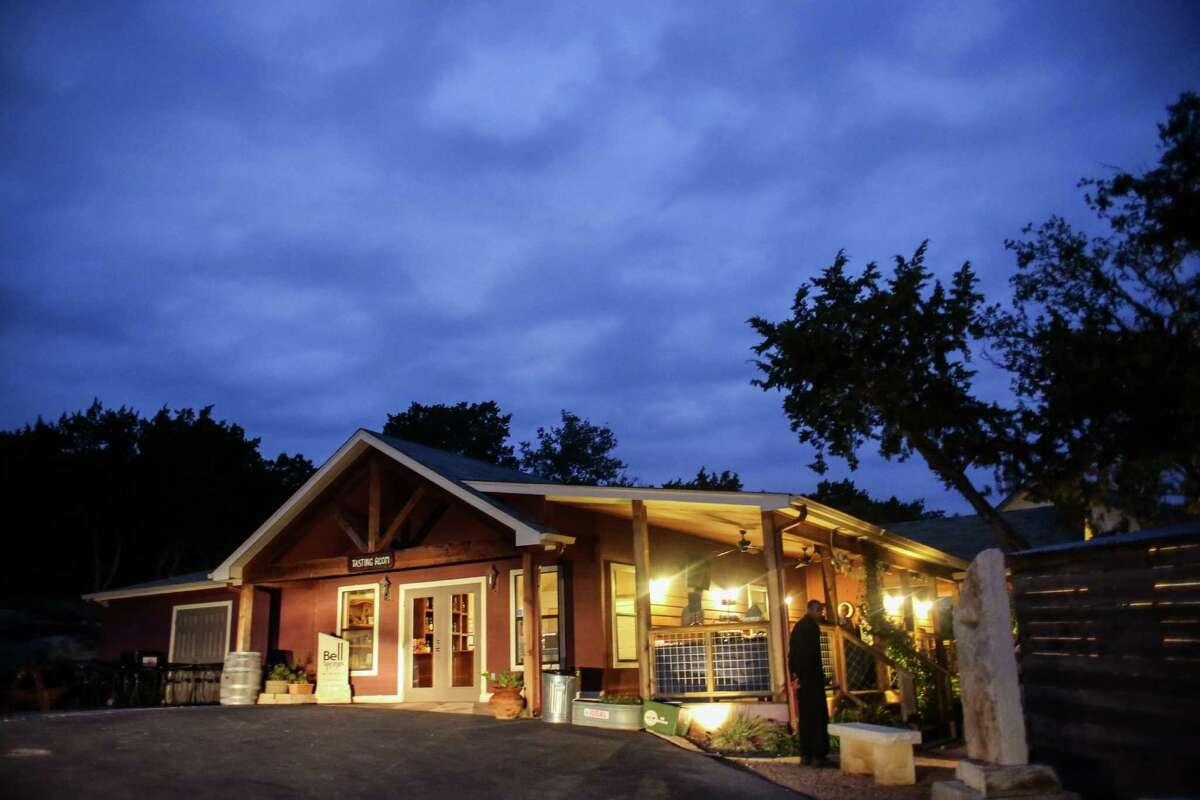 Bell Springs Winery Established in 2009Hours: Thurs 12-5, Fri 12-6, Sat & Sun 11-6, Mon 12-5Location: 3700 Bell Springs Rd., Dripping Springs, TX 78620Phone: (830) 483-9463Website: bellspringswinery.com