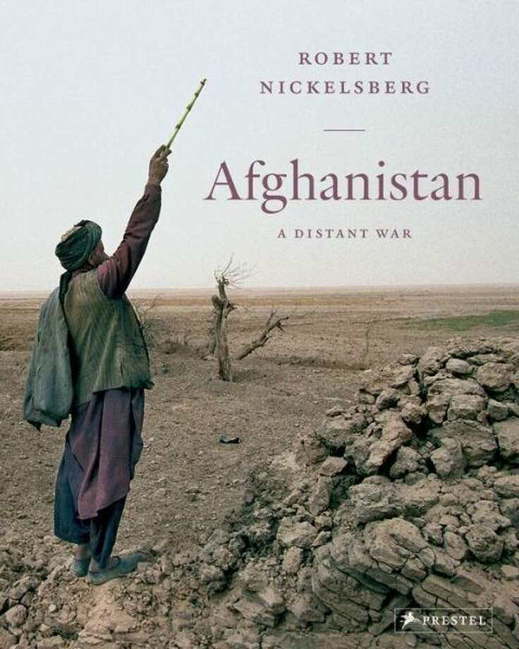 """Afghanistan: A Distant War,"" by Robert Nickelsberg Photo: Xx"