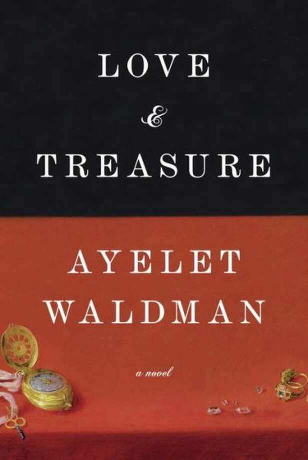 """Love and Treasure"" by Ayelet Waldman Photo: Xx"