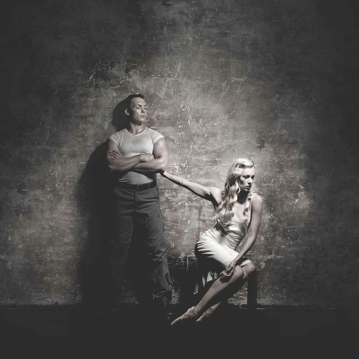 """Society for the Performing Arts has booked the Houston debut of Scottish Ballet in """"A Streetcar Named Desire"""" for its 2014-2015 season."""