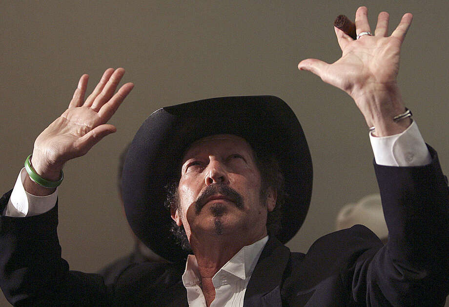 Kinky Friedman has one goal in his run to become Texas Agriculture Commissioner — to legalize marijuana. Photo: Express-News File Photo / SAN ANTONIO EXPRESS-NEWS