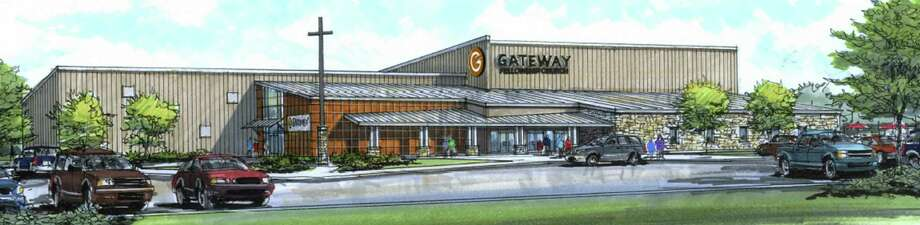 Construction on Gateway Fellowship Church, planned as a 28,000 square-foot facility, will begin in May.