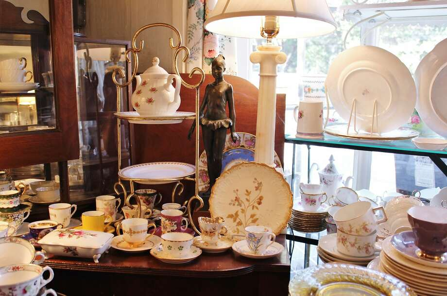 Orinda Village Antiques Photo: Stephanie Wright Hession