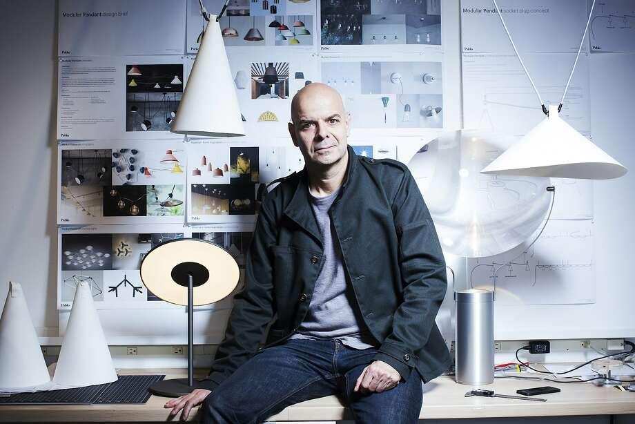 Designer Pablo Pardo And The Future Of Lighting Sfgate