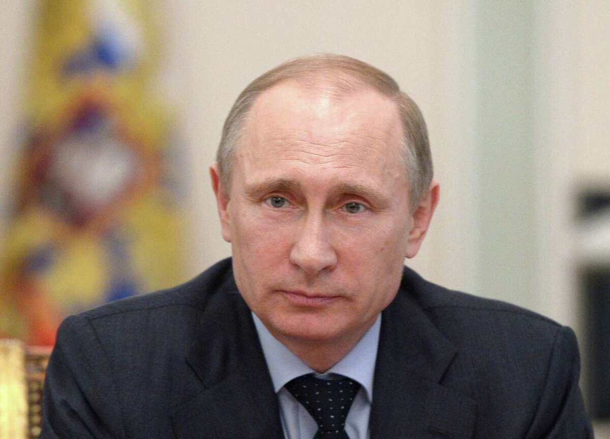 Russian President Vladimir Putin reportedly agreed that diplomats would meet soon