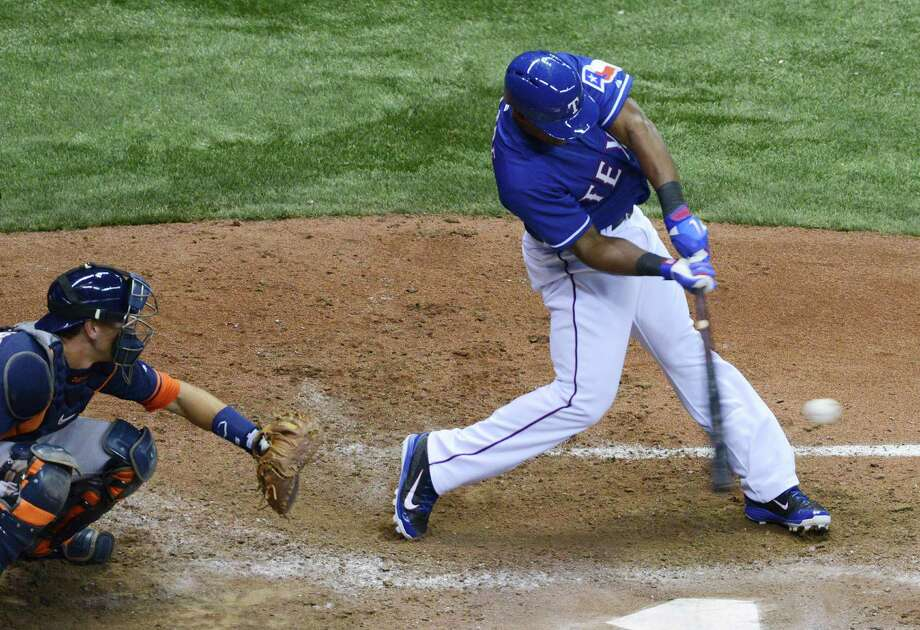 Big League Weekend Texas Rangers Vs Houston Astros San