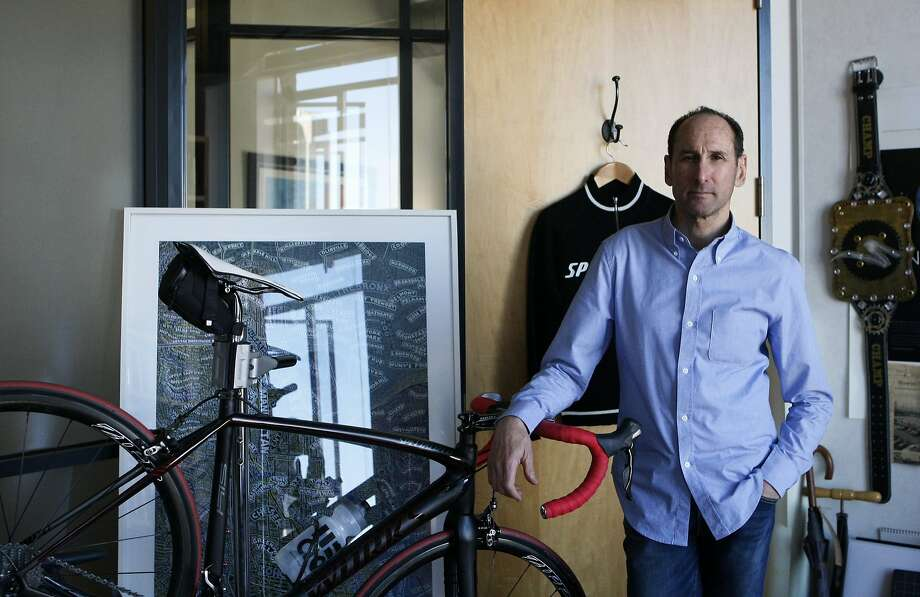 "Rich Silverstein, co-chairman and partner of the award-winning advertising agency Goodby, Silverstein & Partners, may not shop much but recommends Mill Valley Beerworks for its ""unusually prepared, never boring and amazing food"" and Le Central, ""a piece of real San Francisco."" Photo: Codi Mills, The Chronicle"