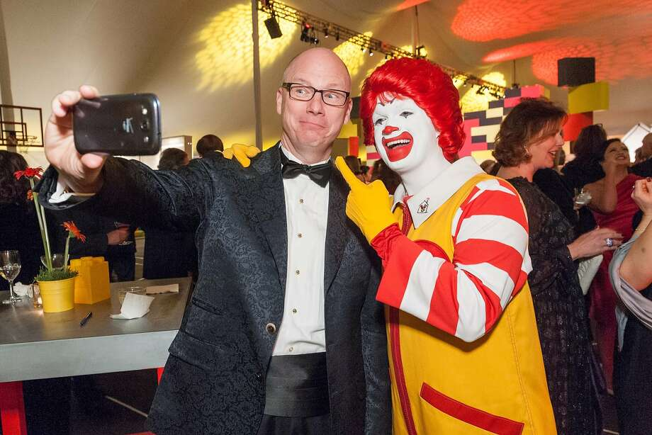Among the 430 guests, from top: Kelly Porter with Ronald McDonald Photo: Drew Altizer Photography, Susana Bates
