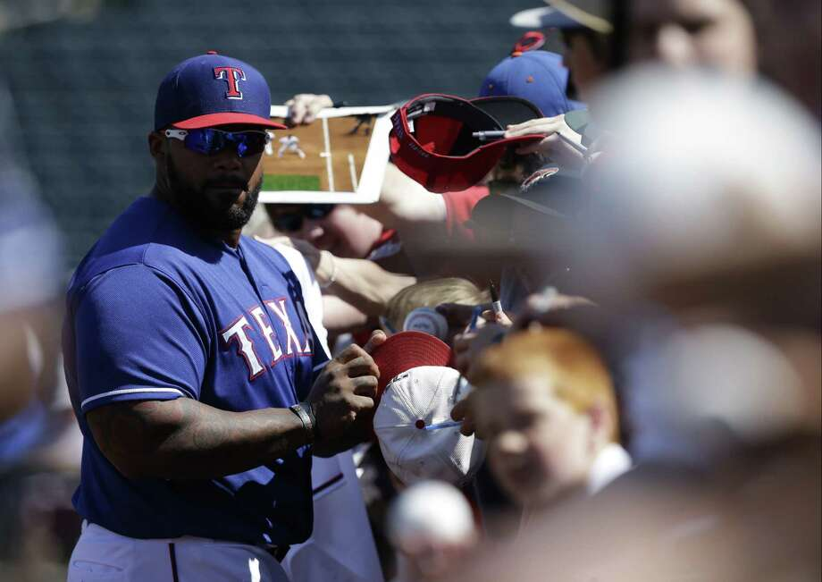 The Rangers acquired slugger Prince Fielder from the Tigers in exchange for second baseman Ian Kinsler, a move manager Ron Washington hopes will result in a long postseason run. Photo: Darron Cummings / Associated Press / AP