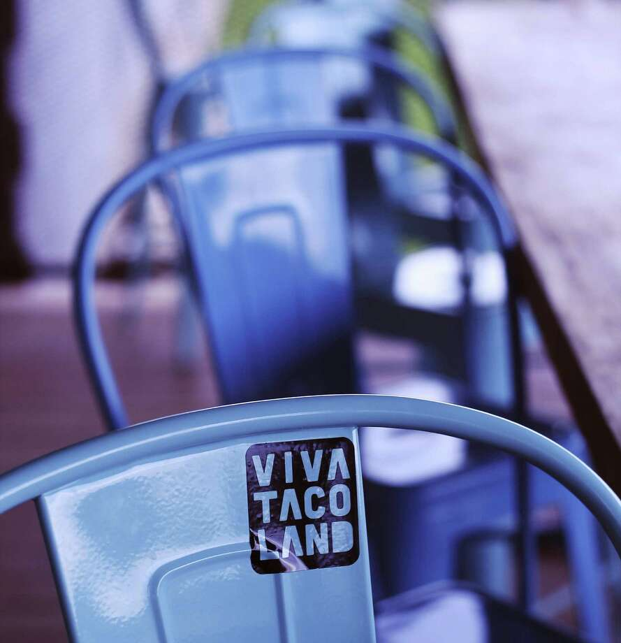 When you're relaxing at TacoLand, you know where you are sitting. / ©2013 San Antonio Express-News