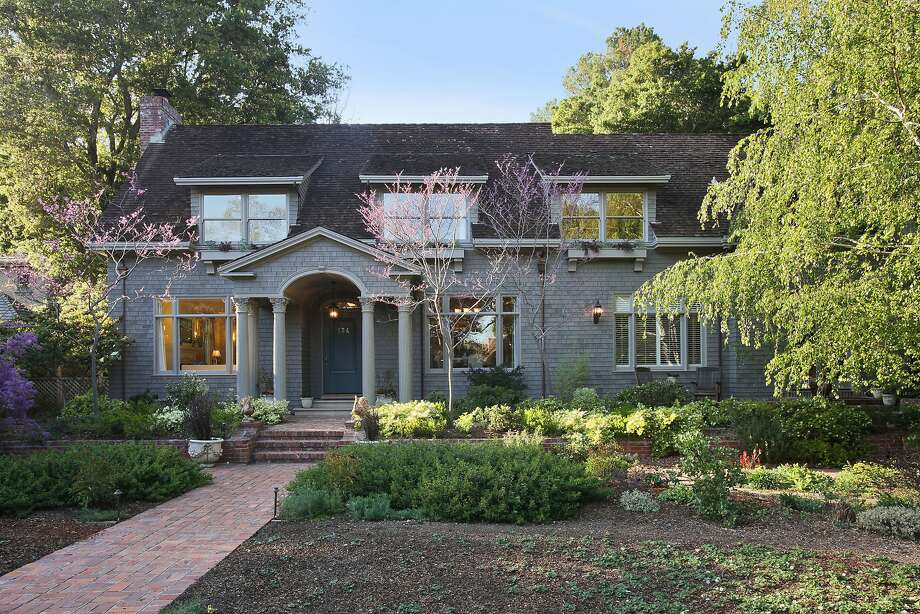 134 W. Poplar Ave. is an Arts & Crafts home in San Mateo available for $3.988 million. Photo: OpenHomesPhotography.com