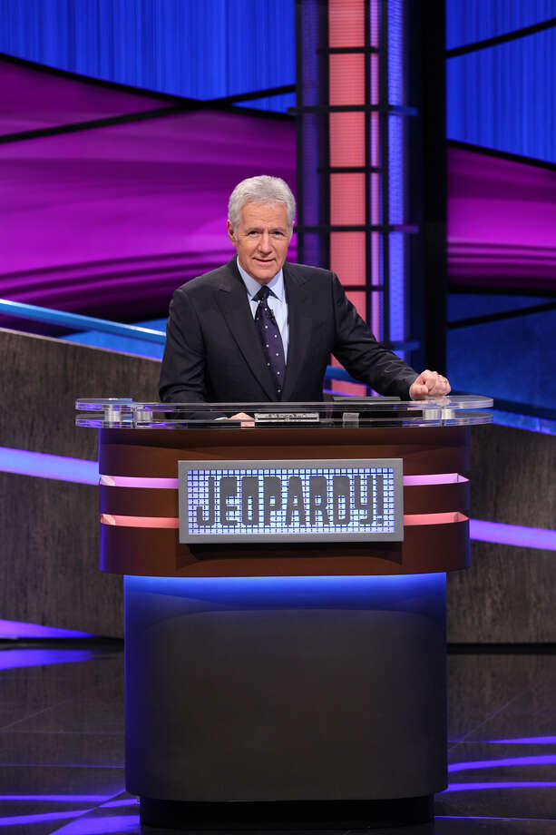"Alex Trebek has hosted ""Jeopardy"" since its return in 1984. Photo: -- / © 2013 Califon Productions, Inc."