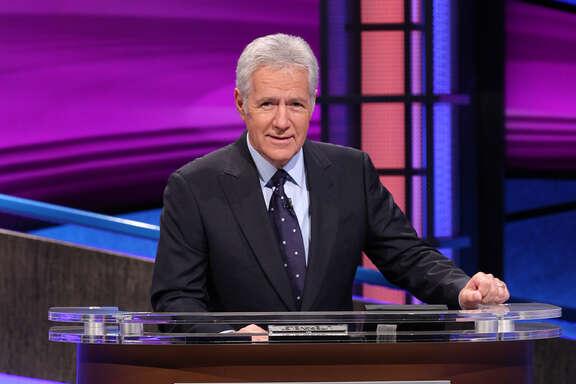 "Alex Trebek has hosted ""Jeopardy"" since its return in 1984."