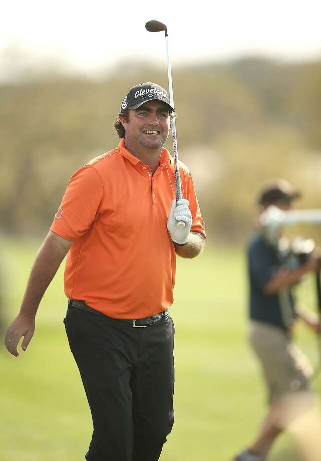 Australia's Steven Bowditch would get a Masters berth by winning the Texas Open. Photo: Darren Carroll, Getty Images