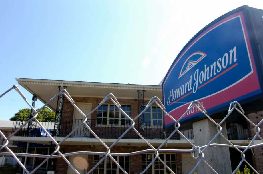 The former Howard Johnson hotel in Riverside seen in 2008 as construction began. Keelin Daly/ Staff Photo Photo: File Photo / Greenwich Time File Photo