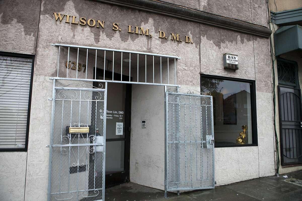The dentist office of Wilson Lim D.M.D.