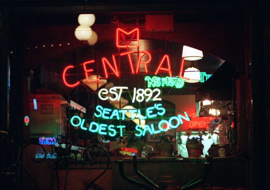 Central Saloon:Opened in 1892, this Pioneer Square bar is said to be Seattle's oldest. In the late 1980s, it hosted bands that went on to spawn grunge. There's hipper places to drink now, but this place –- once a brothel and card room during the Gold Rush - is full of history. Photo: ROBIN LAYTON, P-I
