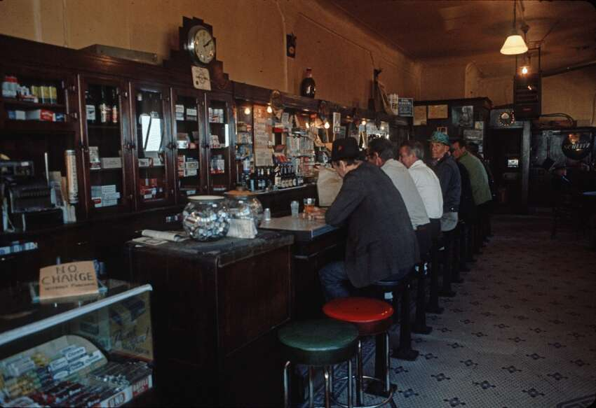Right: The food This Belltown restaurant and bar has been around since 1903, and appeared in the movie