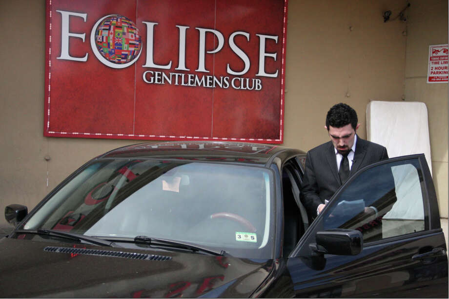 Eclipse Gentlemen's Club manager Rozbeh Sakika said the suspect had to know how the club operated.