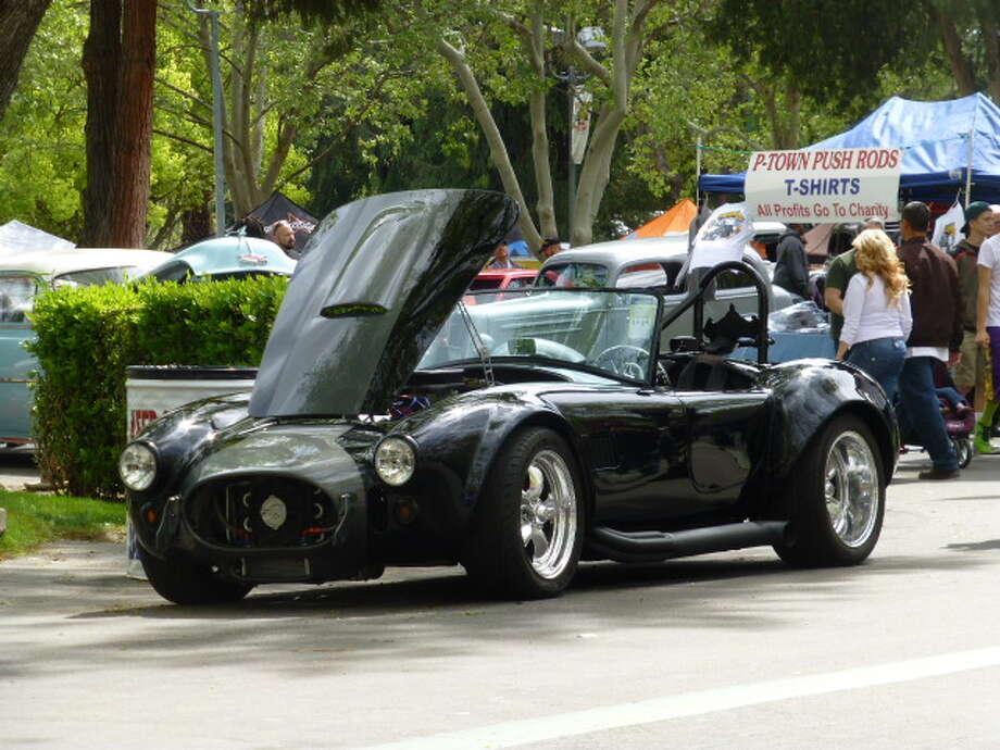 1966 Shelby Cobra. Owner: Kurt Kile, Livermore, Calif.
